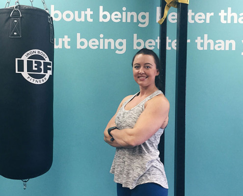 Amanda Robar Contact Premium Personal Training in Newmarket