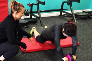 personal gym trainer newmarket