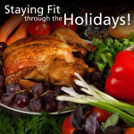Stay fit for the holidays