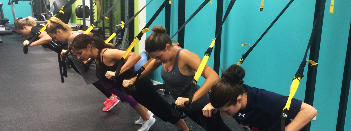 Premium Personal Training is now offering TRX Suspension Training. We offer it in all of our Personal Training Programs and Boot Camps Programs.