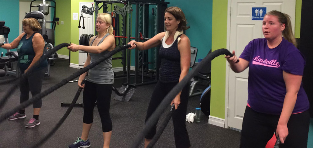 Fitness boot camp schedule at Premium Personal Training in Newmarket Ontario