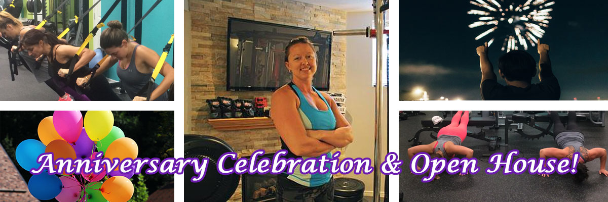 Premium Personal Training Anniversary Open House Celebration