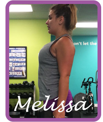 Testimonial for Premium Personal Training services in Newmarket Ontario by Melissa