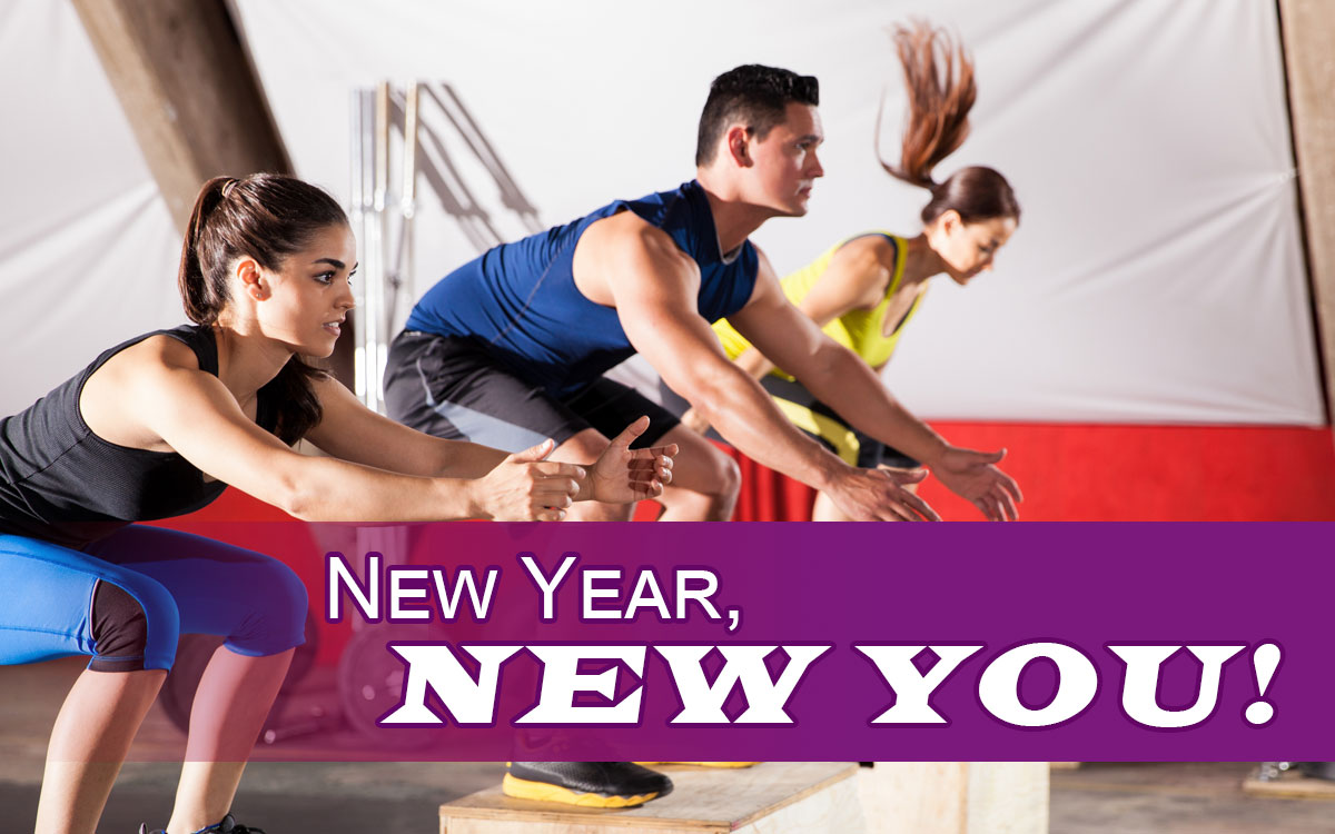 New Year, New You! Fitness Promotions from Premium Personal Training in Newmarket