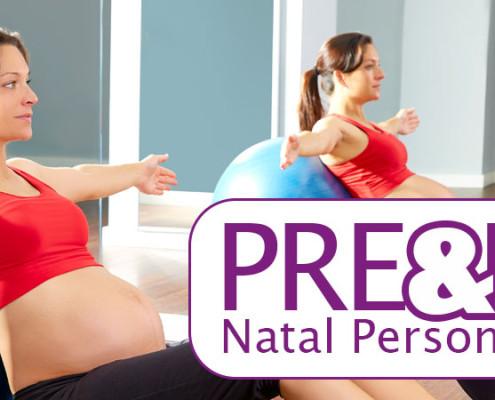 Prenatal and Postnatal Personal Training at Premium Personal Training in Newmarket